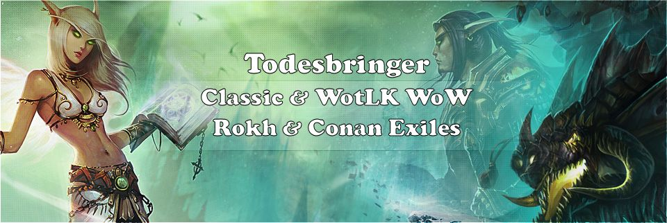 1653 Todesbringer WotLK & Onyxia Classic